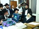 רבני 'מקרבים' בביקור אצל מרן שר התורה