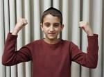 הילד יוסף מרדכי בן תהילה שמחה