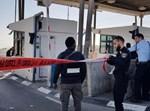 ניסיון פיגוע במחסום א זעים