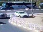 רכב נמלט משוטרים