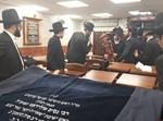 התפילה בבית הכנסת