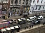 זירת השוד בבלגיה