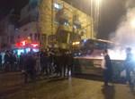 תיעוד הפגנה בבר אילן