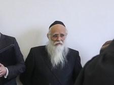 הרב מנדל שפרן בבית המשפט