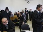 """עו""""ד יהודה פריד וטל גבאי בדיון של מלכה לייפר"""