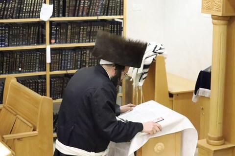 מוצאי שבת ראשון של הרבי מזוטשקא ירושלים