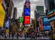 כיכר הטיימס סקוור בניו יורק