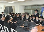 וועדת הרבנים שהוקמה אמש