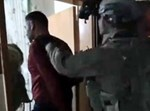 מעצר המחבל עאסם ברגותי