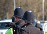 שוטרים בלונדון. אילוסטרציה