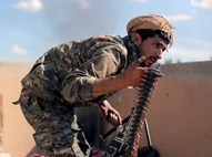 הכוחות הכורדים בסוריה