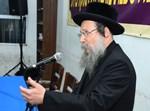 הרב מרדכי שטרן, צילום: שוקי לרר