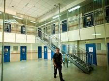 בית כלא. צילום: משה שי, פלאש 90