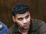 המחבל נור א-דין אבו חאשיה בבית המשפט