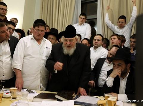 המצ'ינג של עטרת ישראל