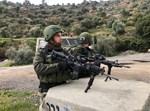 """כוחות צה""""ל סורקים אחר המחבל מצומת אריאל"""