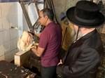 הרבי משאץ אשדוד בביקור בהודו