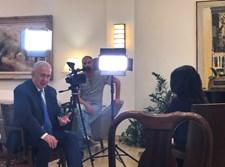 נתניהו בראיון לערוץ 20