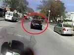 מרדף משטרתי אחר רכב חשוד