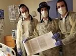 מתנדבי לחרות בבית חולים בפורים