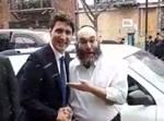 אברהם הלפרין עם ראש ממשלת קנדה