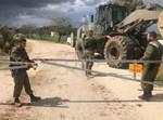 """צה""""ל הכריז על אזורים בעוטף עזה שטח צבאי סגור"""