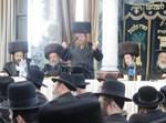 """הדומ""""ץ החדש רבי יחיאל מיכל אברהם פרידמן"""