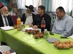 """רמי גרינברג בביקור בת""""ת שארית ישראל"""
