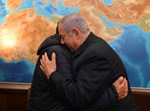 ראש הממשלה נתניהו במפגש עם שמעון באומל