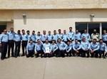21 שוטרים חרדים סיימו קורס סיור