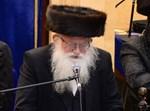 בעלה, הגאון רבי רבי נחום רוגוזיניסקי ר''י מאורות התורה