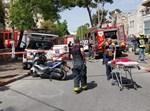 שריפה בשכונת תלפיות בירושלים