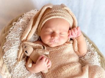 תינוק ישן