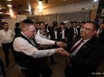 חתונת העיתונאי אבי רבינא