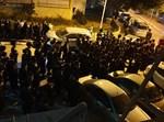 """מסע הלווית רבי אפרים דניאל לבקוביץ זצ""""ל אמש בבני ברק"""