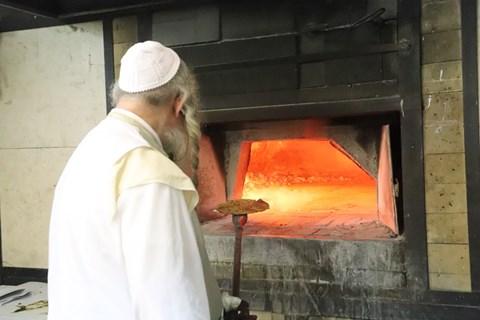 מאפיית מצות בירושלים