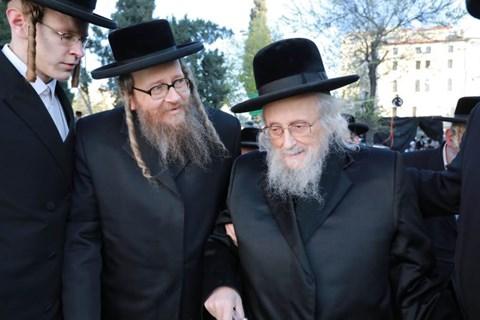 החלוקה הגדולה של עונג שבת ויום טוב בירושלים