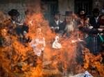 שריפת חמץ בשכונת מאה שערים