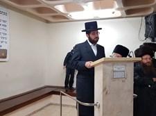 """הלווית הילד ברוך אייזנברג ז""""ל מסקווירא"""