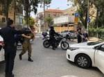 חילוץ חייל שהותקף בירושלים