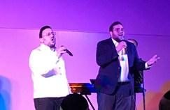 ליפא שמלצר ודניאל דאהן