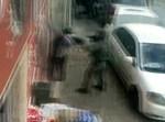 כך נעצר המחבל על ידי מסתערבים בכפר א-זעיים