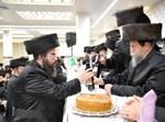 האברך הרב אייזנבלט זצ''ל עם הרבי מבאיאן