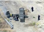 המטוס שהתרסק