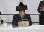 הרבי מבאיאן בנעילת חג הפסח השנה