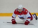 פוטין בהוקי קרח, אמש