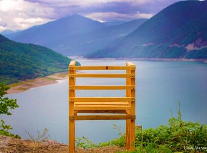 כיסא בטבע