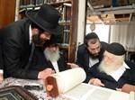 ראשי ישיבת בית יוסף נובהרדוק בצרפת אצל גדולי ישראל