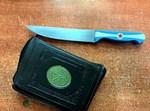 סכין וקוראן שאותרו בתיק המחבלת