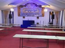 אוהל השיעורים במירון